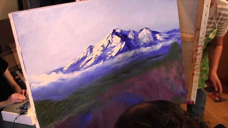 Сахаров новые мастер классы живописи