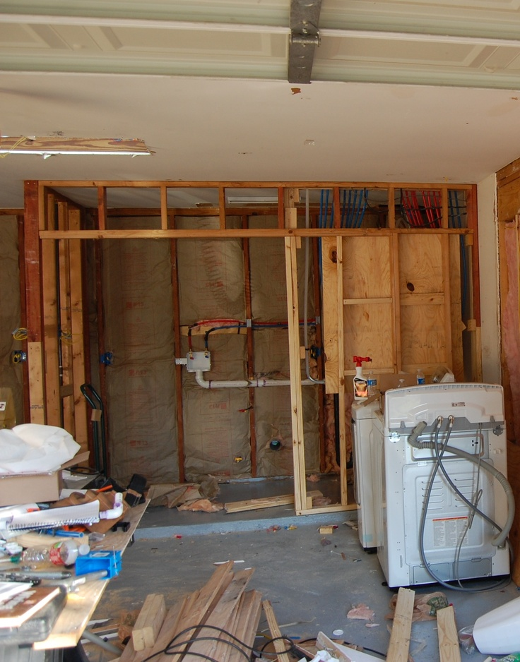 building my laundry room in the garage laundry rooms pinterest. Black Bedroom Furniture Sets. Home Design Ideas