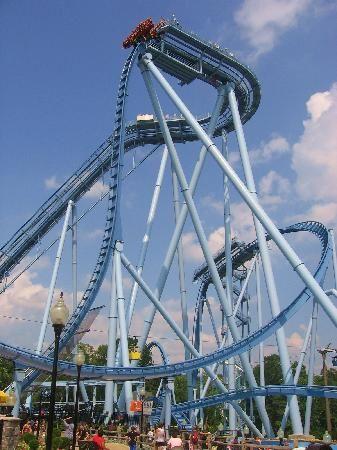 Griffon At Busch Gardens Williamsburg Roller Coasters