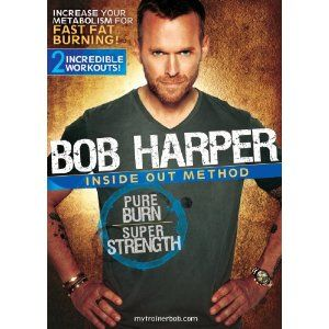 Bob Harper's Strength workout... this workout is friggin CHANGING MY LIFE.
