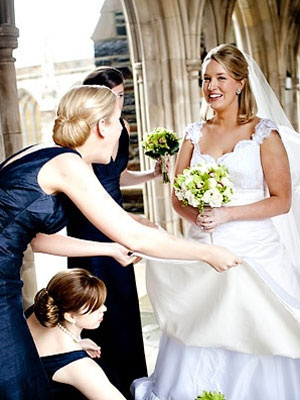 9 Things Your Bridesmaids Want You to Know: They Want You to Put Yourself in Their Shoes