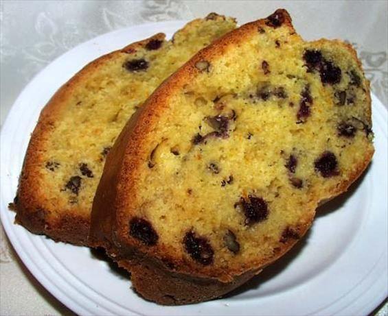 Blueberry-Orange Nut Bread | Recipe
