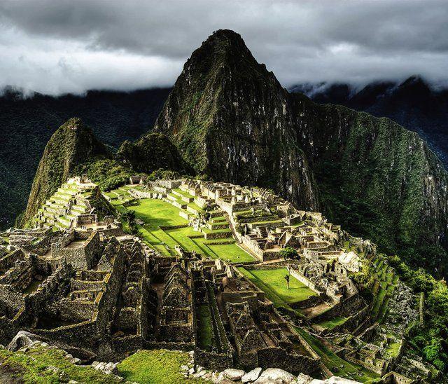 Machu Picchu #Peru   Looking forward to PeruFest this October in Miami ! http://facebook.com/perufestusa/