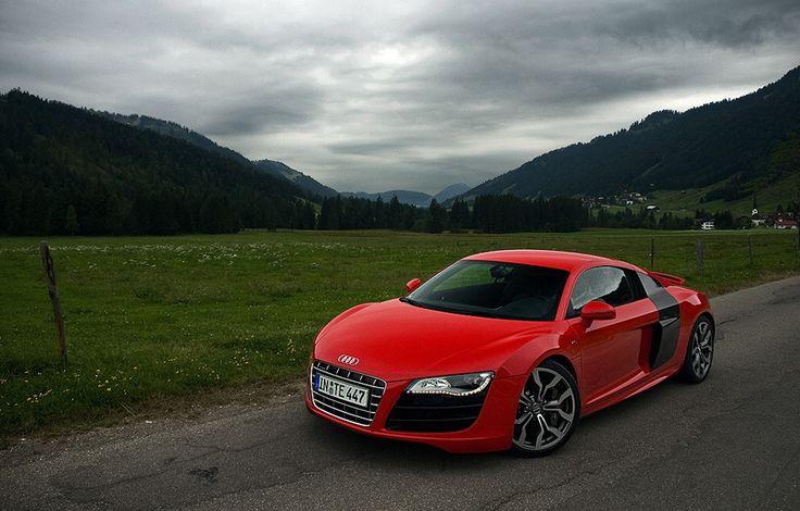 Audi R8 V10 Exotic Cars Pinterest