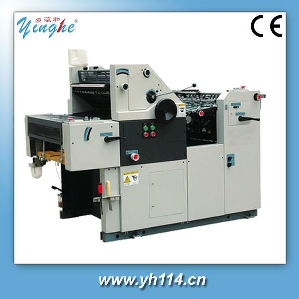 Single Color Book Printing Machine: www.pinterest.com/pin/540009811542191040