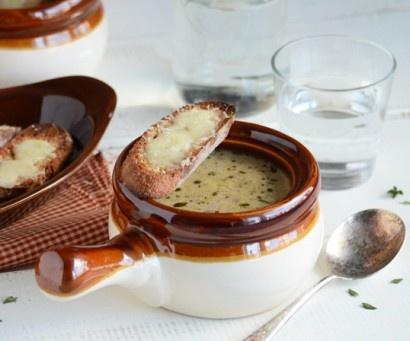 Cream of Onion Soup | Recipe