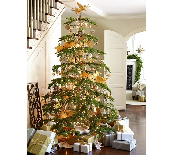 Christmas Tree Decorating Ideas X Mas Ideas 2012 Pinterest