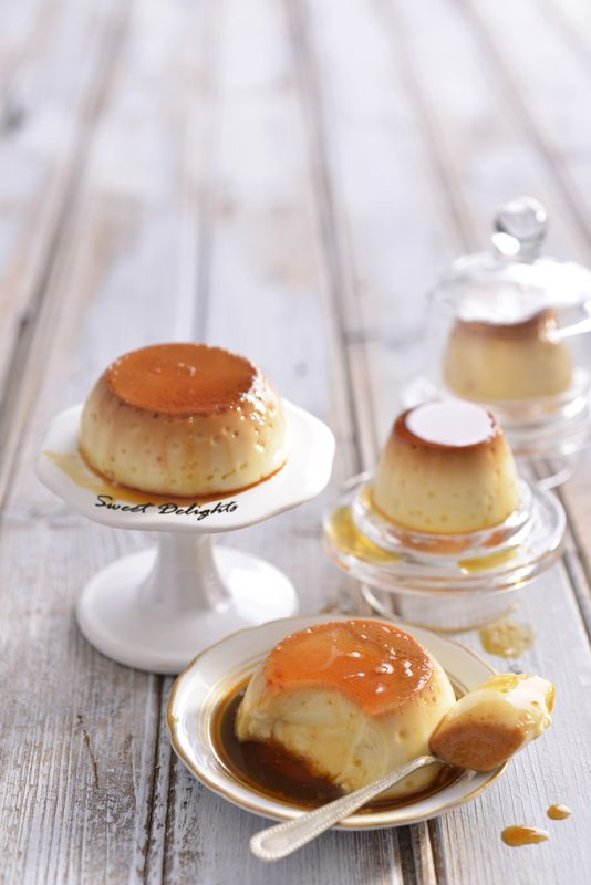 Classic creme caramel | Desserts | Pinterest