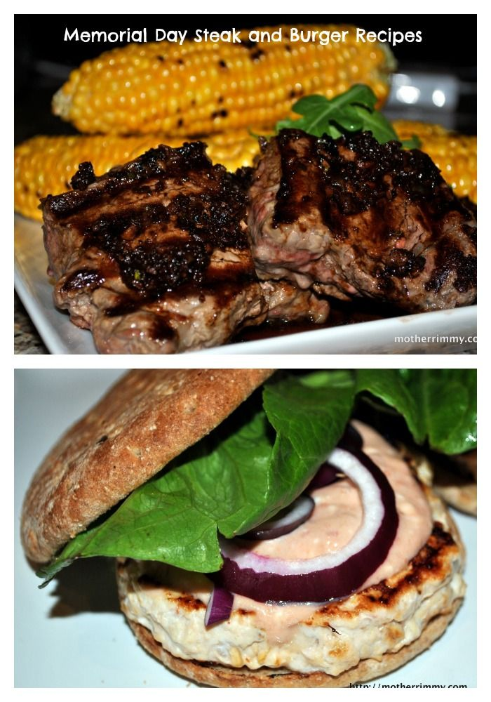 memorial day steak recipes