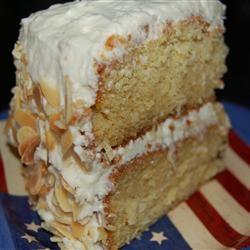 Incredibly Delicious Italian Cream Cake | Recipe