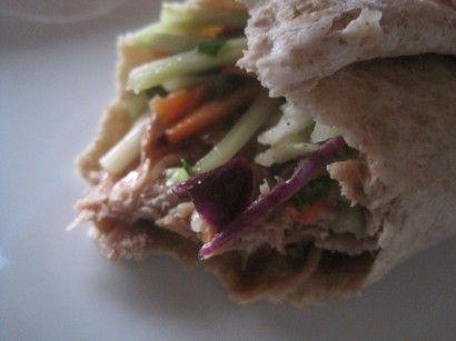 Tso's Pulled Pork Tacos with Broccoli Slaw | Tasty Kitchen: A Happy ...