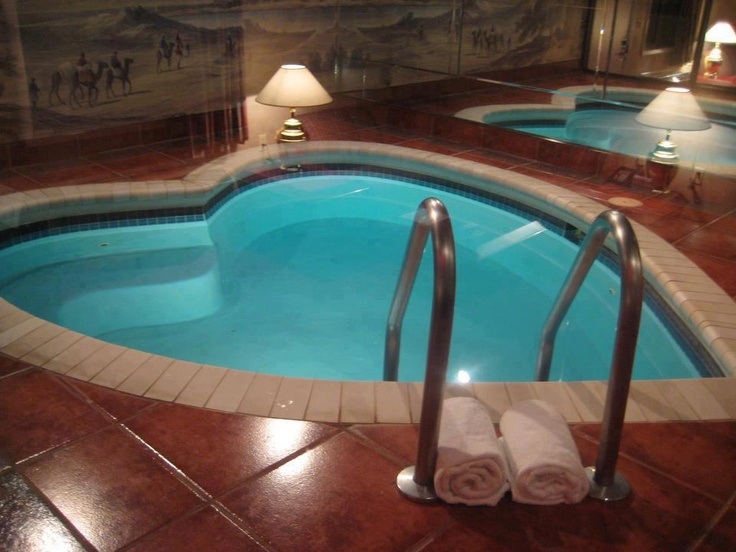 Heart shaped indoor pool pools pinterest for Pocono rental with private swimming pool