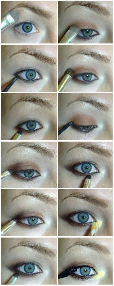 Shimmery Smokey Eye Tutorial
