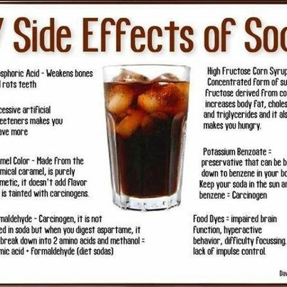 Communication on this topic: 7 Side Effects of Drinking Diet Soda, 7-side-effects-of-drinking-diet-soda/