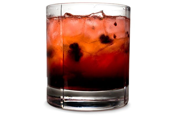 Blackberry Bramble | Drinks | Pinterest