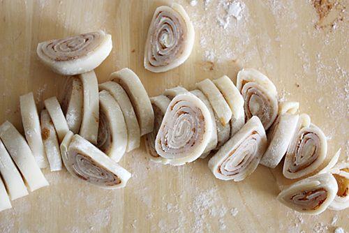 Sweet Potato Pie with a Cinnamon Roll Crust | Recipe