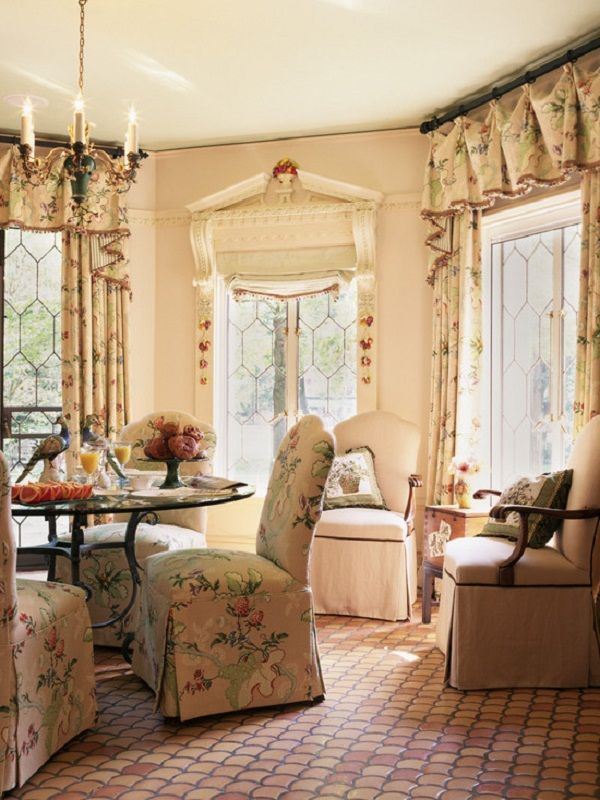 Beautiful English Country Dining Room There 39 S No Place