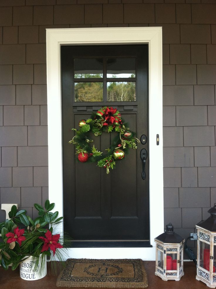 Bungalow front doors my bungalow a welcoming front for Exterior door companies