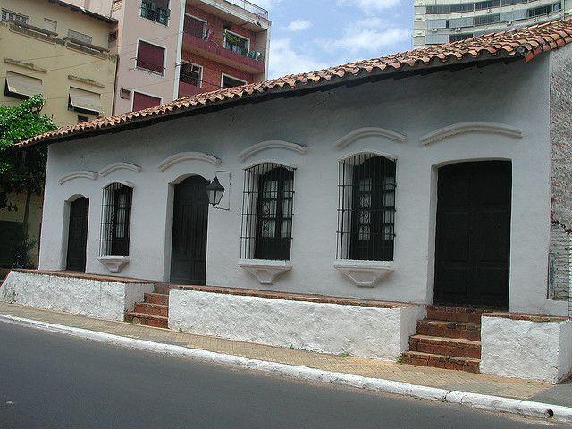 Casa de la independencia asuncion paraguay en - Casa en paraguay ...