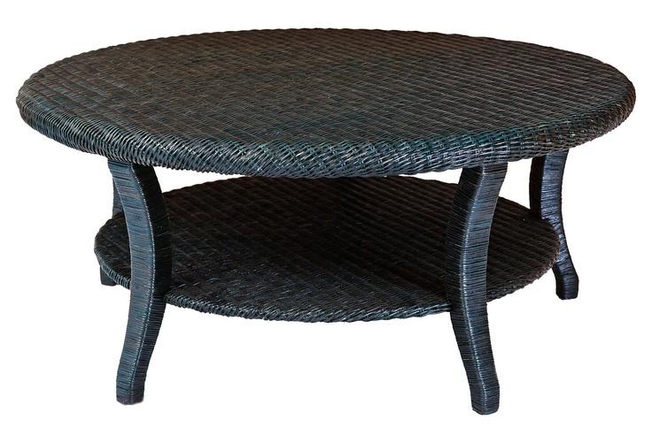 One Kings Lane Grange Lido Coffee Table Slate