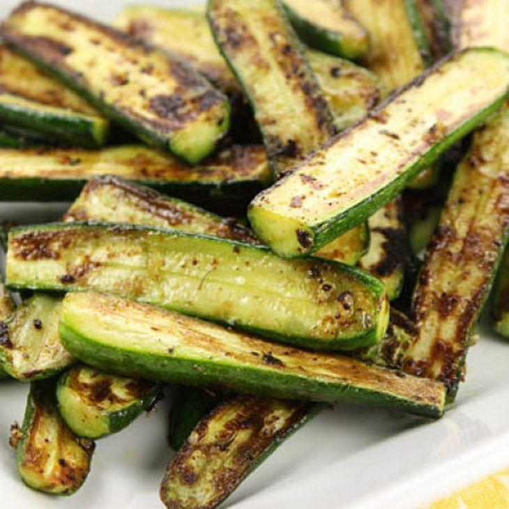 Sauteed Baby Zucchini Recipe | Favorite Recipes | Pinterest