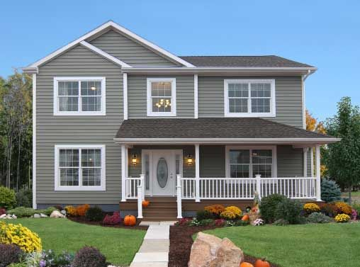 Go Modular Homes Colonial Designs Dream Home Pinterest