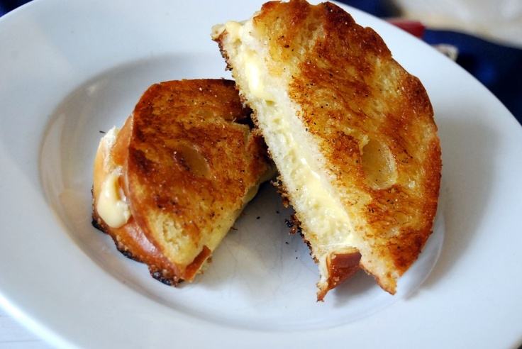 grown up grilled cheese sandwich | Sandwiches | Pinterest