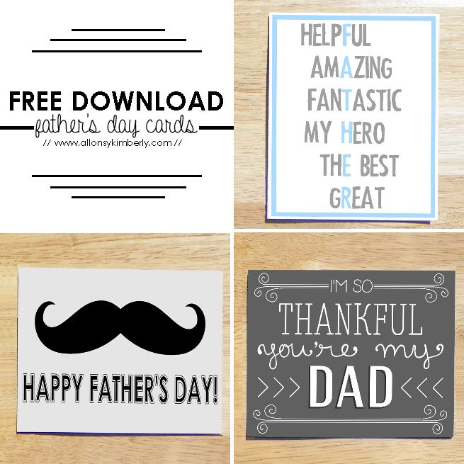 free father's day cards to post to facebook