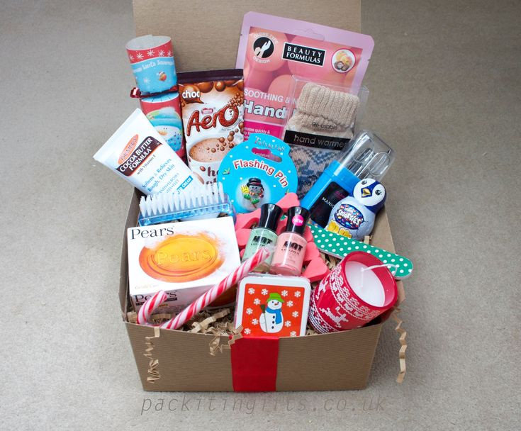 aunty friend grandma pack it in gift box filled boxed hampers an ...