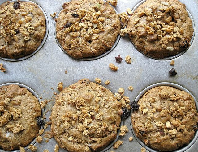 morning glory muffin | Eats - Bread/ Baking | Pinterest