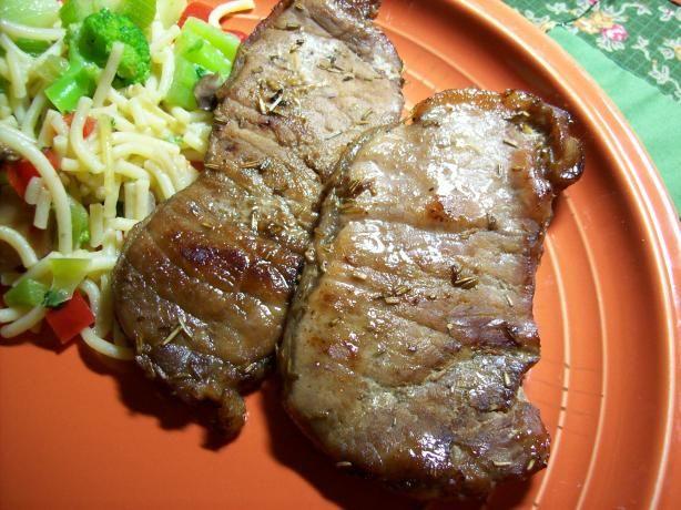 Rosemary Pork Chops | Recipe