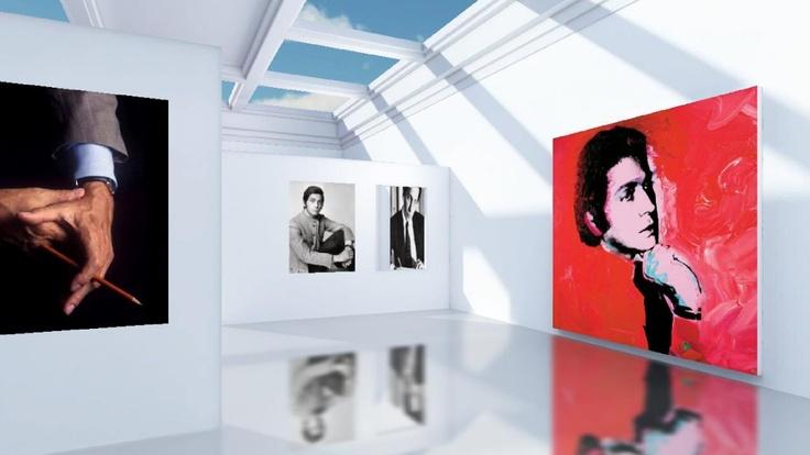 valentino virtual fashion museum