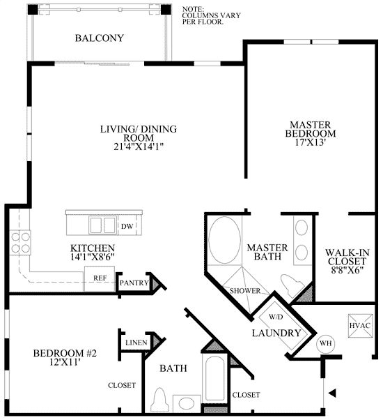 Toll Brothers Condo Floor Plan Mother In Law Cottage