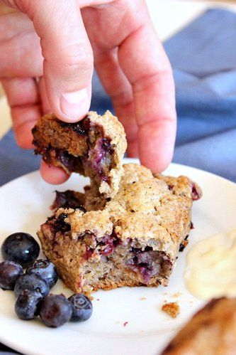 The Bourjon Gourmet: Maple Blueberry Buckwheat Scones