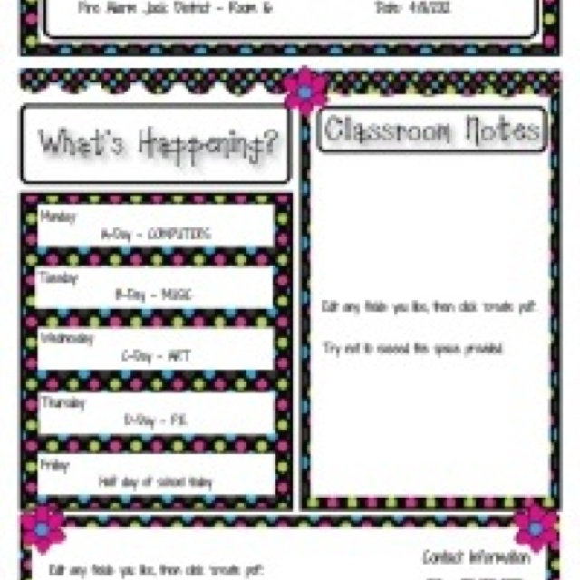 All about me gazette reading and writing pinterest