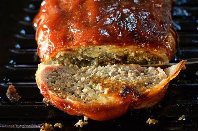 My Favorite Meatloaf. | Beef and pork | Pinterest