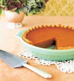 Sweet Potato Pie #dessert. I love a homemade sweet potato pie with a ...