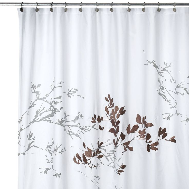 Adelaide 72 Inch W X 72 Inch L Fabric Shower Curtain
