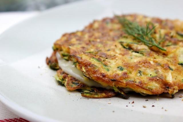 zucchini pancakes | Mouth Candy | Pinterest