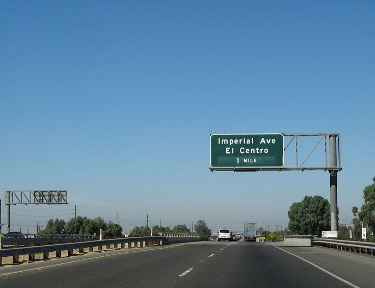 ups el centro california