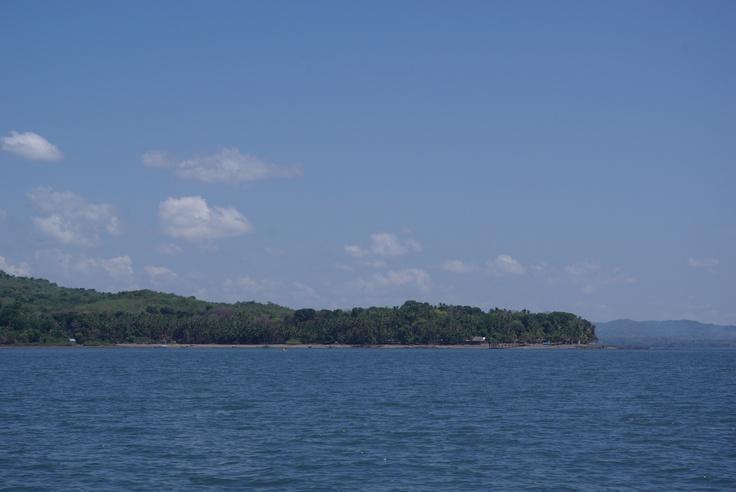 town beach Isla Gobernadora home of Playa Chan in Veraguas, Republica de Panama. For more info call 011 506 8836 1411.