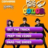 Converse kicks up spring w/ QR Code campaign #mcommerce