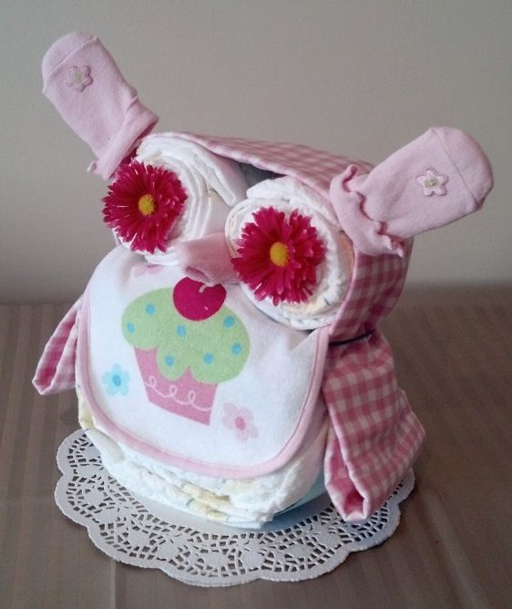 cute diaper cake baby shower gifts pinterest