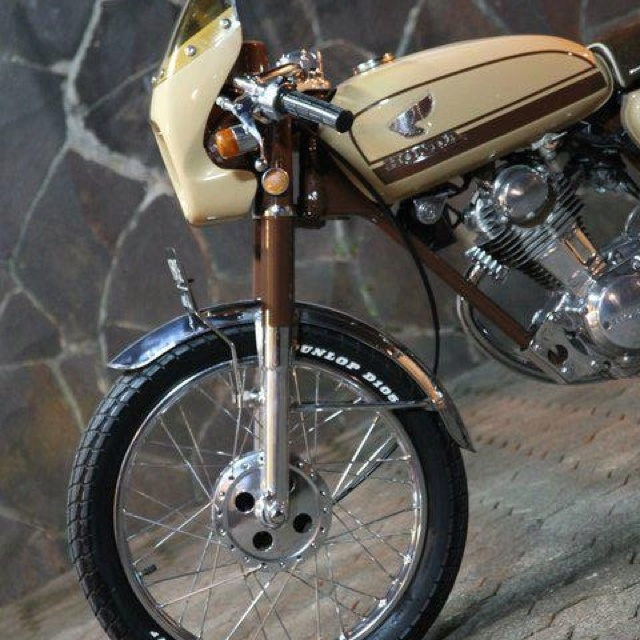1000 Images About Honda Cb On Vintage