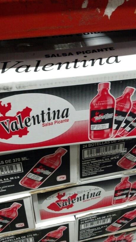 valentina black sauce