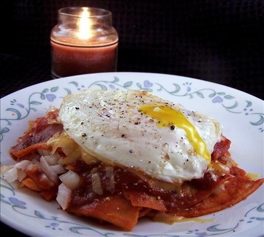 Enchiladas (Red Chili) | Recipe
