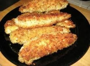 Lemon herb Chicken Tenders Recipe | Meat dishes | Pinterest