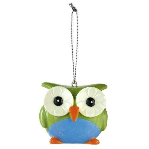 Hoot n peppers mix amp match salt and pepper shakers green blue by