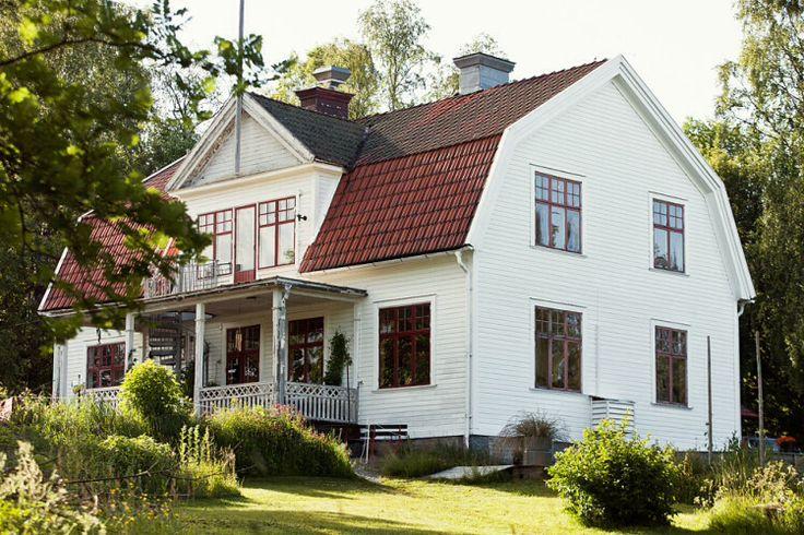 Beautiful Farm House Porches Exteriors Pinterest