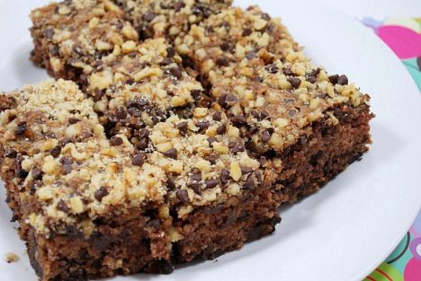 Chocolate Chip Oatmeal Cake | Recipes - Piece of Cake | Pinterest